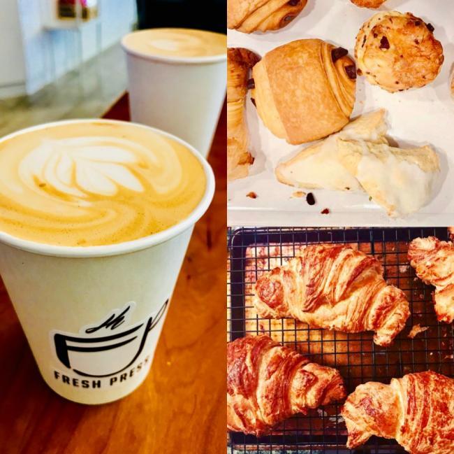 手冲咖啡+手工蛋糕 这才是温哥华深秋的打开方式
