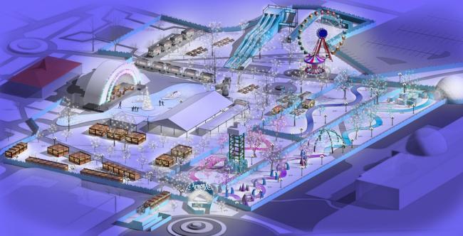 又有新地方去了 今冬首届大型节日将来到温哥华
