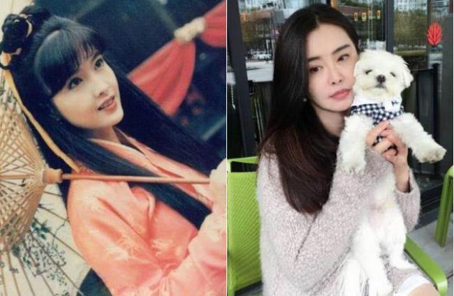51岁的王祖贤、周慧敏晒照 少女感爆棚