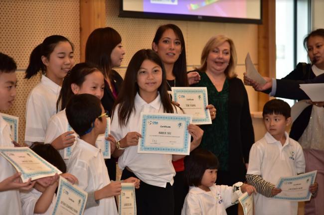 体育与爱心奉献 加拿大青少年体育促进会成立