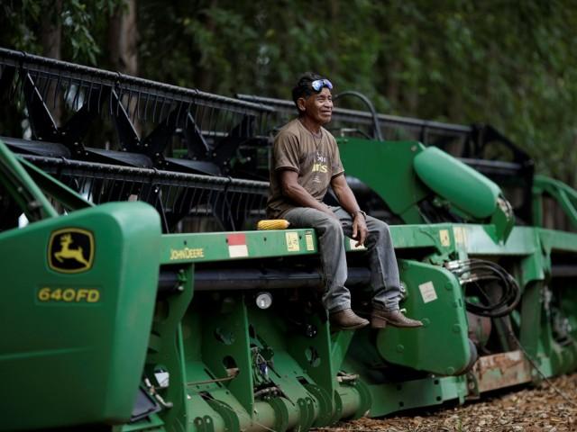 中国大豆储备能撑多久?美国态度不淡定