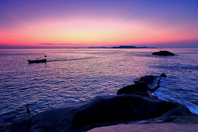 东极岛:大陆最东的岛屿 被誉为