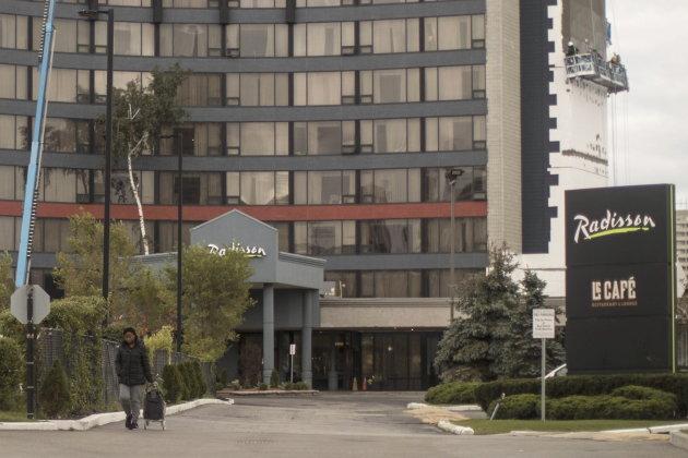 多伦多收容难民的酒店疑遭人故意纵火