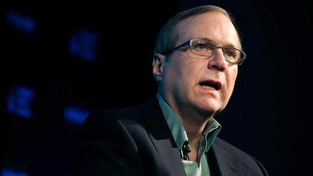 微软创始人保罗艾伦去世 享年65岁