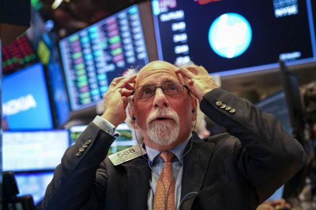 美股重挫205点 美沙关系紧张火上加油