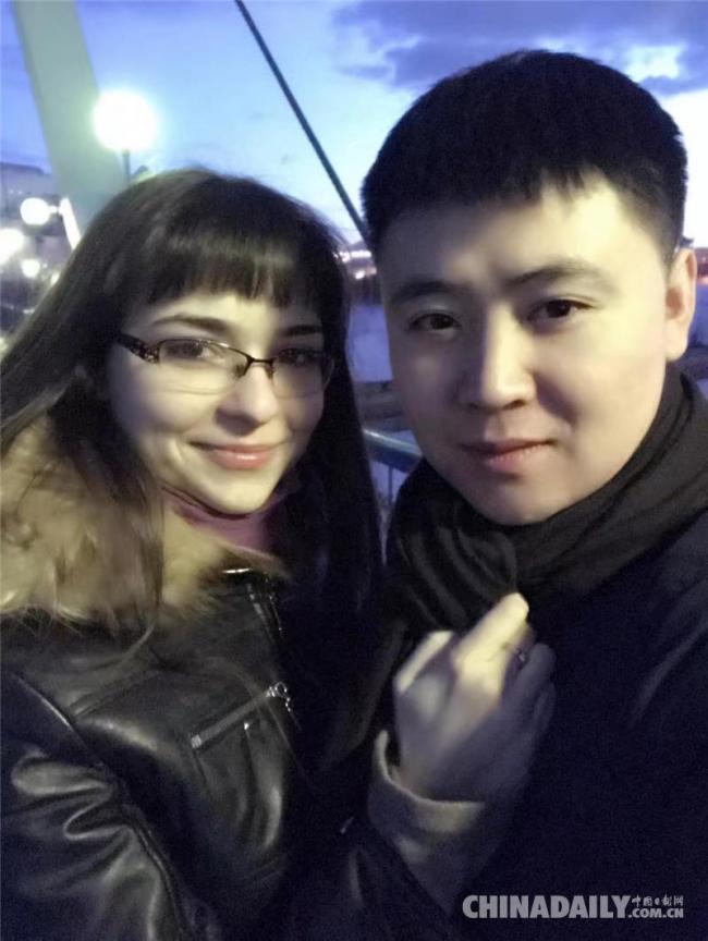 中国小伙网上为俄罗斯丈母娘征婚