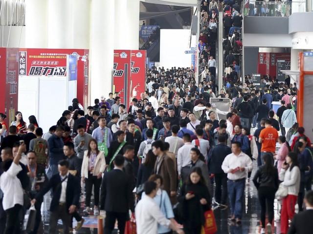 广交会开幕美商云集:很难找到中国的替代国