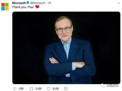 劝盖茨退学、成立微软,这位富豪去天堂了