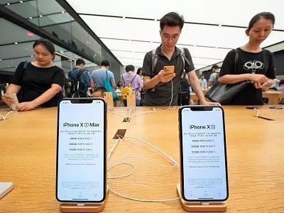 iPhone在中国需求将迅速降温,苹果盈利失望