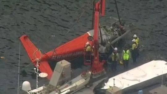 富豪玩自拍 打晕温哥华飞行员  6人全部罹难……