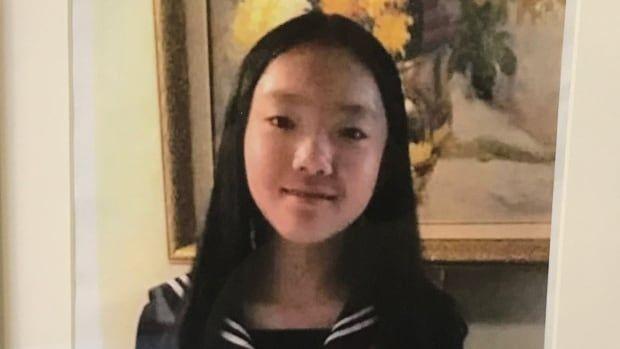 遇害女童申小雨的妈妈获法庭翻译