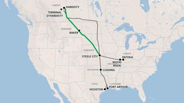 又生变数:美国法官叫停输油管道项目