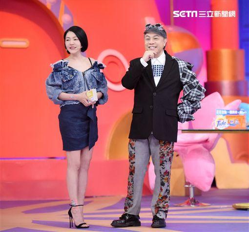 综艺A咖年收入曝光 她海捞1.5亿打趴吴宗宪