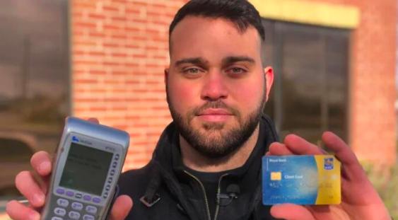坐过出租车的人注意了 快看看你的银行卡