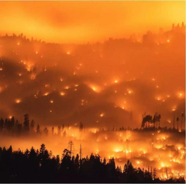 加州大火74人丧生 1011人失踪 毒烟或至大温