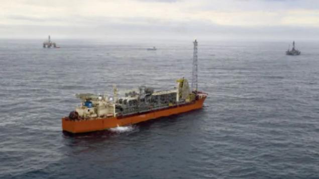 加拿大紐芬蘭省外海發生石油泄漏事件