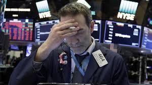 美股再度重挫 道指回吐今年所有涨幅