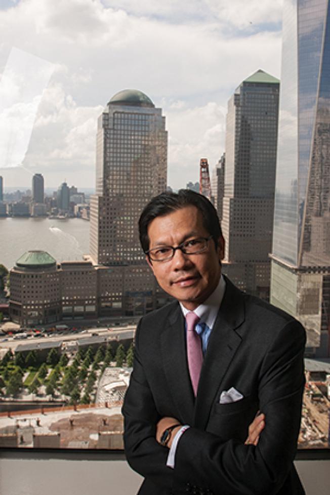 """挪公款逾600万 """"城市信用社""""华裔CEO认罪"""