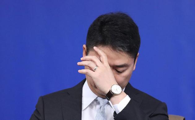 自性侵后刘强东身价跌至47亿美元 年初近100亿