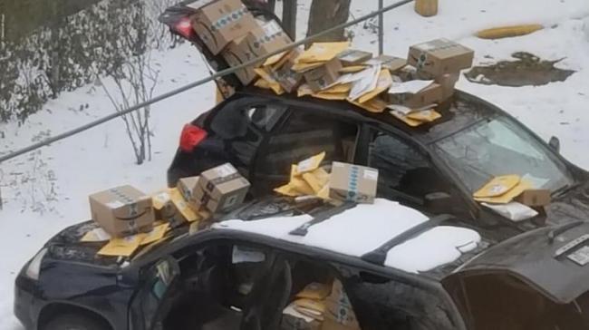 亚马逊送货员暴力搬货被曝光!竟然还...