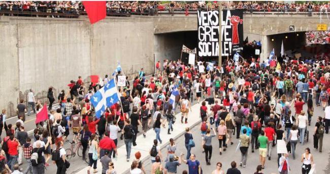 无薪实习压榨劳动力 5.5万学生罢课抗议