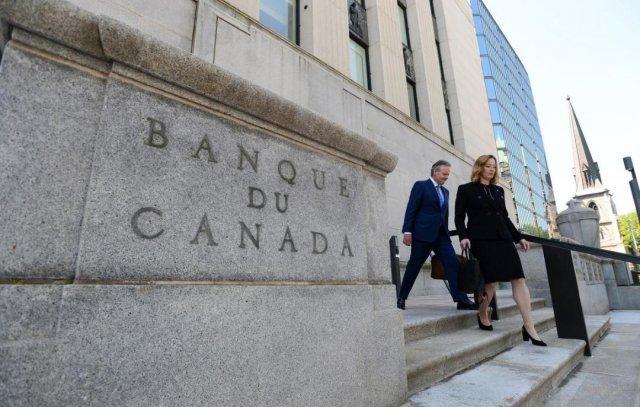 加拿大银行审查货币政策 暗示重大变革