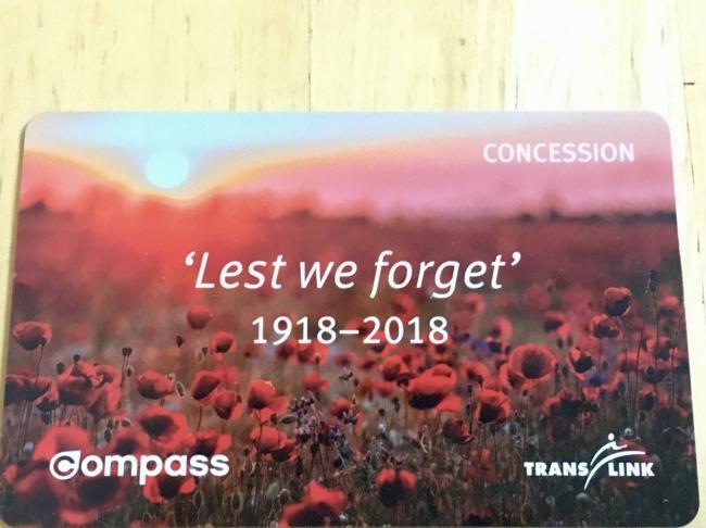 图二:加拿大国殇日期间发行的纪念版巴士卡.jpg