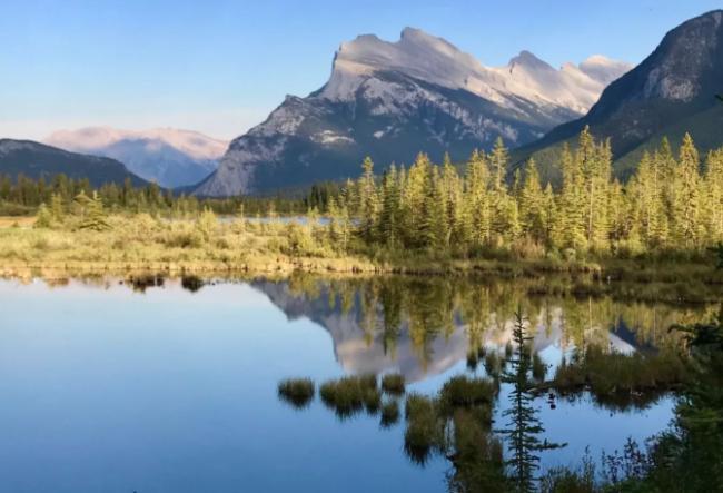 《落基山史记》中的加拿大旅游景点历史文化