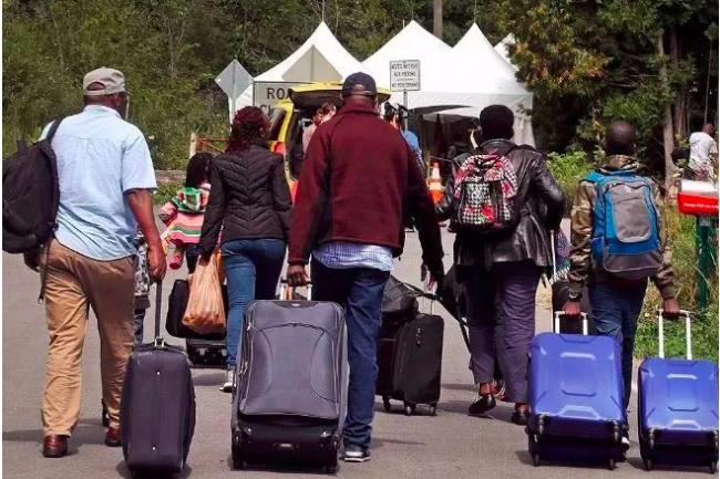 民众气炸 全球拒接难民 唯加拿大爱心爆棚