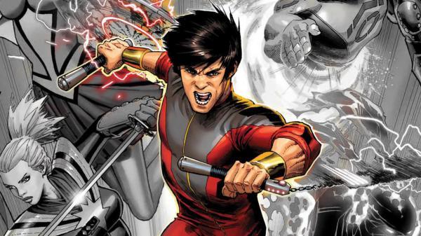 漫威有意打造首部华裔背景超级英雄电影《上气》