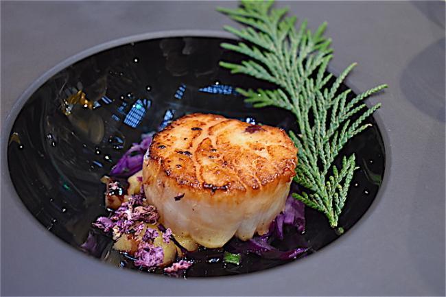 溫哥華四季酒店餐廳節日繽紛美食