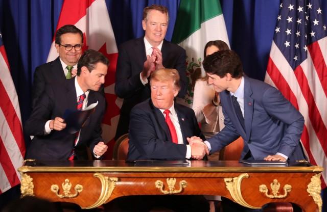 杜鲁多贸易新策略:游说美国国会移除关税