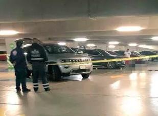 刚出健身房温哥华小伙被乱枪打死 老婆毫发未损
