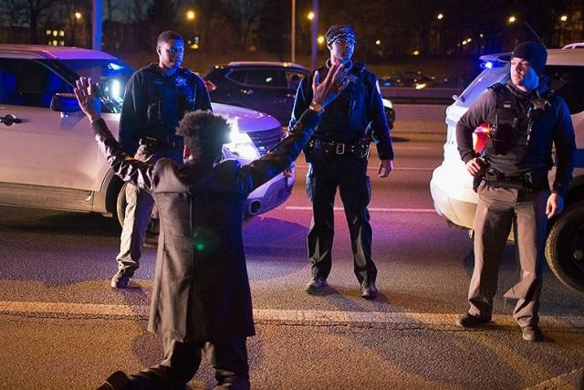 OHRC:黑人遭警察暴力几率高出白人20倍