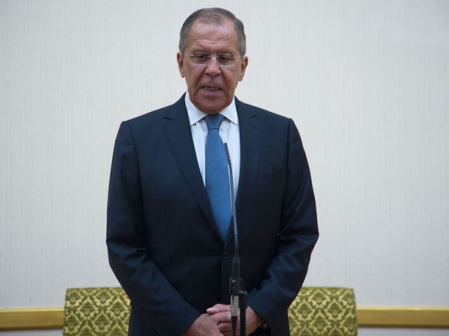 再提美伊制裁 俄外长:贸易战俄国不会站队北京