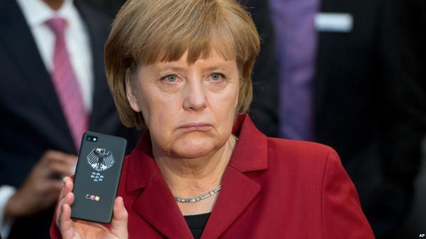 一個用華為手機的德國人看孟晚舟被抓