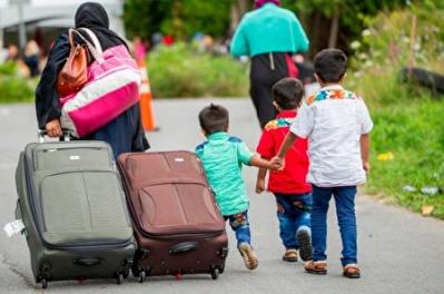 从美国到加拿大 非法越境者只需答一个问题
