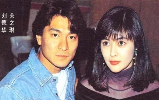 刘德华为何当初娶了朱丽倩而不是关之琳?