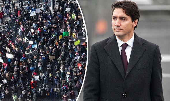 难民潮, 对加拿大公共资源的严重挑战