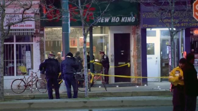 最新进展 唐人街中餐馆外2死3伤