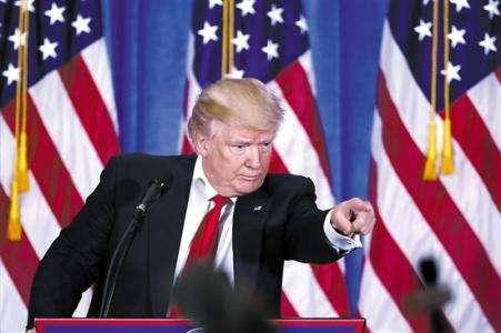 """停摆24天:川普正面临一场""""全面的政治战争"""""""