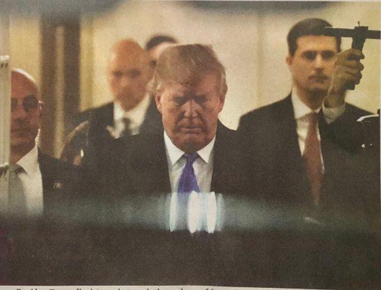 《华盛顿邮报》头版报道川普下台?咋回事?