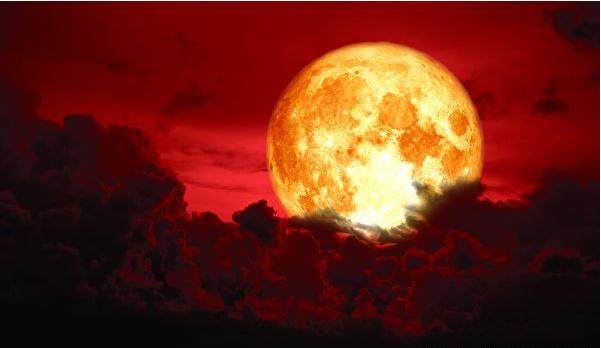 超級血狼月天文奇觀 本周日晚現身全加拿大