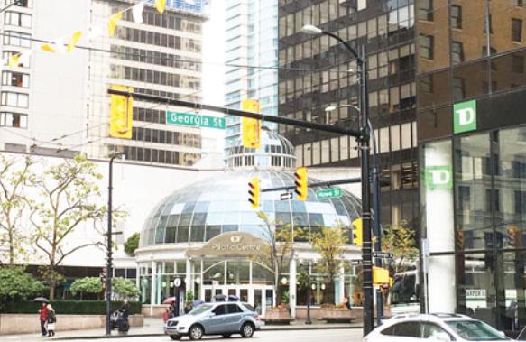 加拿大最赚钱商场十强 BC省占4席