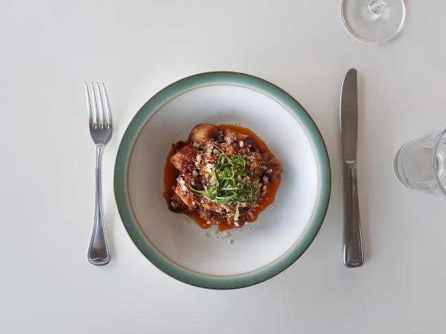 在高豪港開業才一個月的最新餐廳吃Dine Out
