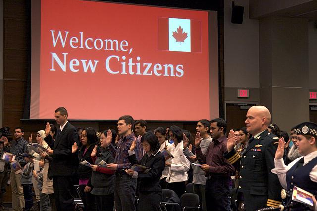 移民亲历:加拿大公民入籍宣誓仪式全过程