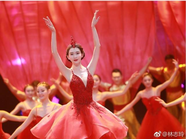 女星林志玲深陷替身风波 中国央视发声证清白