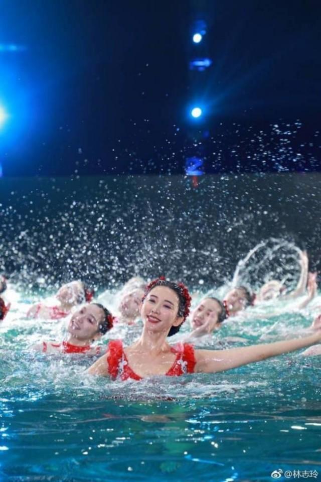 林志玲跳水替身爆料后各界预测:你下场会很惨