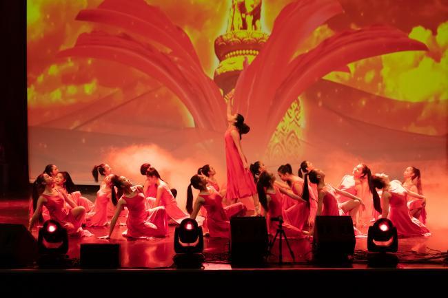 五洲同聚 精华荟萃 第二届国际多元文化艺术节成功举办