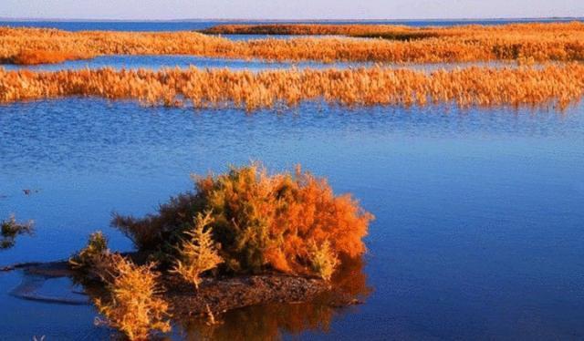 中国最牛工程 从千里之外借水将沙漠变成湖泊